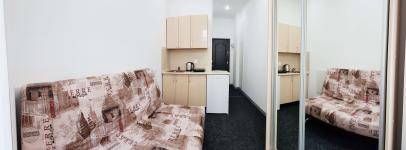 1-к квартира студия 19 кв.м