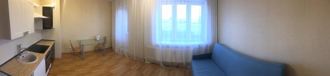 Уютная студия на Парнасе